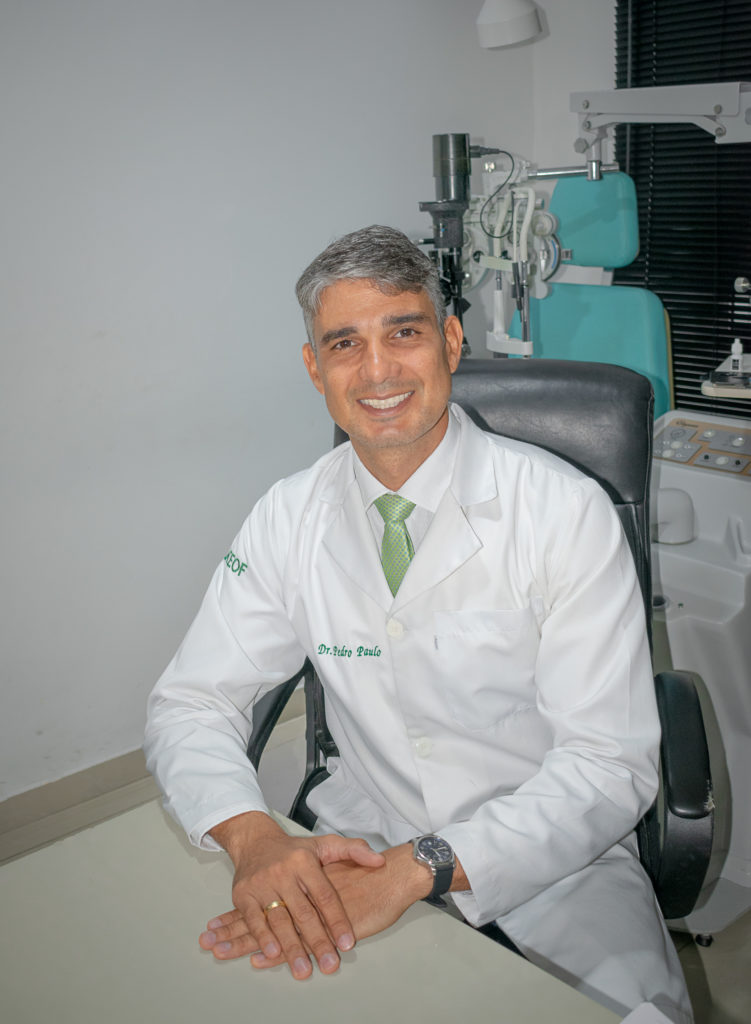 Dr Pedro Paulo Cabral - Oftalmologista